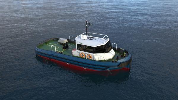 15m/15 DBP Mooring Boat