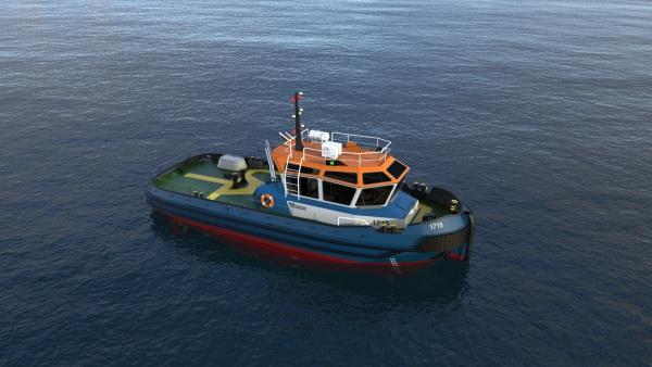 17m/15 DBP Mooring Boat